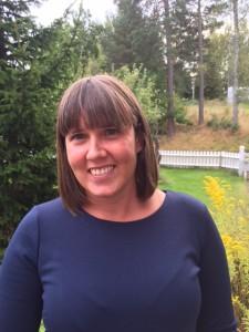 FFS styrelsemedlem Lisen Lehman Österberg