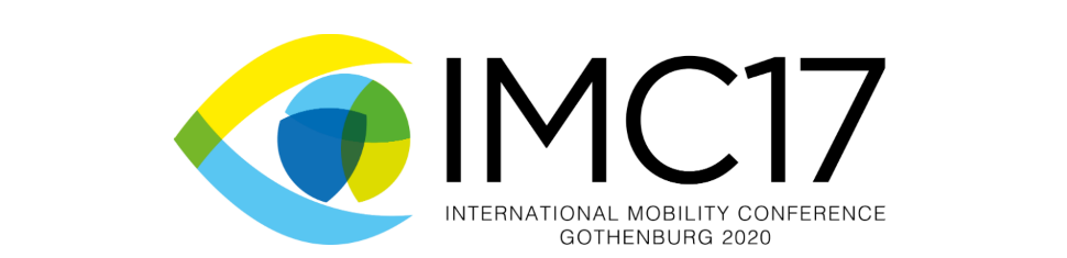 Logotype för IMC17 Internationell mobilityconfernce